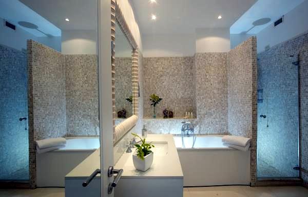 40 idee design bagno moderno blu e bianco start preventivi. arredare