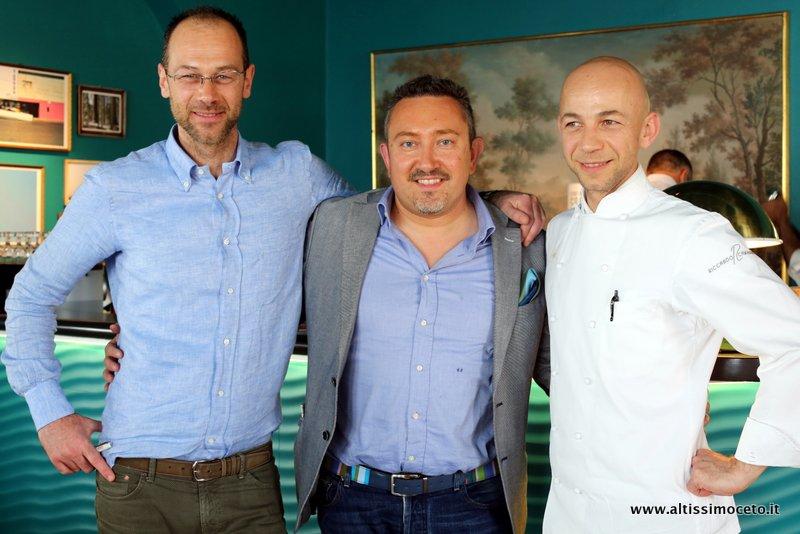 Cartoline dal 448mo Meeting VG @Ristorante Lido 84 - Gardone Riviera (BS) -  Chef/Patron Riccardo Camanini, Patron Giancarlo Camanini