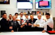 Cartoline dal 516mo Meeting VG @ FeelingFood Milano by MGM - Chef Sergio Mei