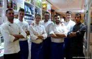 Cartoline dal 484mo Meeting VG @ Ristorante Azzurra – Riccione (RN) – Patron Maurizio Signorini, Chef Giuseppe Biuso