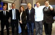 Cartoline dal 523mo Meeting VG @ Ristorante Inkiostro – Parma– Chef Terry Giacomello