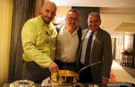 Cartoline dal 486mo Meeting VG @ Ristorante La Palme D'Or del Grand Hyatt Cannes Hotel Martinez – Cannes (FR) – Executive Chef Christian Sinicropi