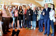 Cartoline dal 530mo Meeting VG @ Az. Agr. Martinenga – Barbaresco (CN) – Patron Marchese Alberto di Grésy