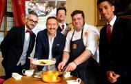 Cartoline dal 548mo Meeting VG @ Castello di Guarene – Guarene (CN) – Chef Davide Odore