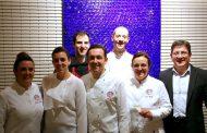Cartoline dal 545mo Meeting VG @ Casa Vicina – Eataly Torino – Patron Stefano Vicina Mazzaretto, Chef Claudio Vicina Mazzaretto e Anna Mastroianni