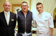Ristorante Cuvée du Jour @Grand Hotel Villa Igiea - Palermo - Chef Carmelo Trentacosti