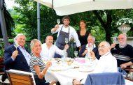 Cartoline dal 571mo Meeting VG @ Ristorante Albergo Ca' Vittoria - Tigliole (AT) -  Patron/chef Massimiliano Musso