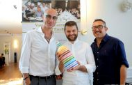 Cartoline dal 579mo Meeting VG @ Ristorante Enrico Bartolini al MUDEC - Milano - Chef Enrico Bartolini