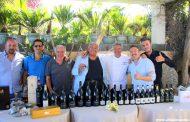 Cartoline dal 584mo Meeting VG @ Ristorante A Spurcacciun-A del Mare Hotel - Savona - Chef/Patron Claudio Tiranini