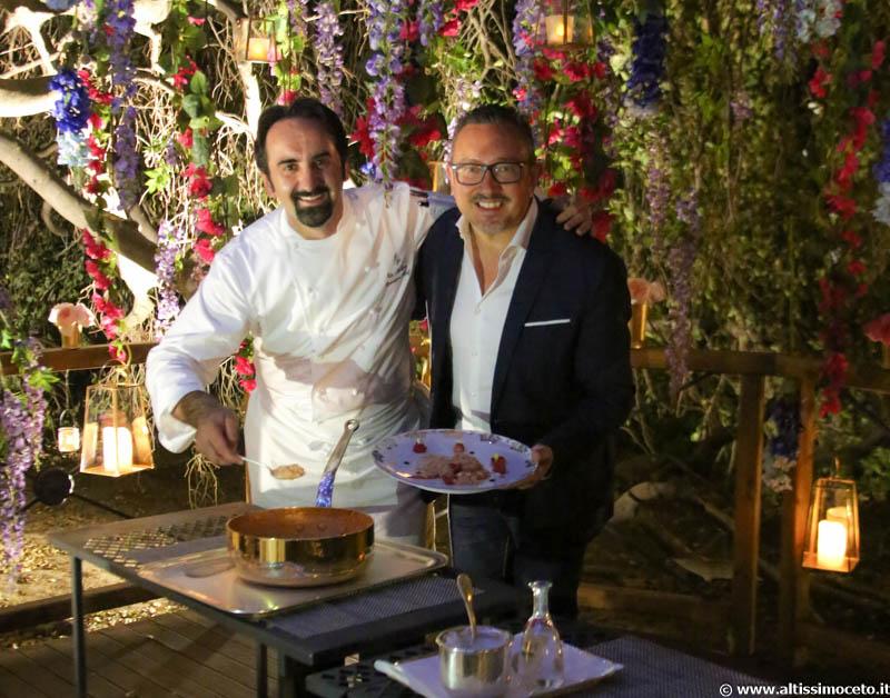 Cartoline dal 589mo Meeting VG @Il Palagio del Four Seasons Hotel - Firenze - Chef Vito Mollica