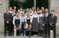 Cartoline del 593mo Meeting @Ristorante Tokuyoshi – Milano – Chef Yoji Tokuyoshi