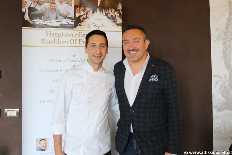 Cartoline dal 611mo Meeting VG @ Ristorante LeoneFelice dell'Albereta Relais & Châteaux – Erbusco (BS) – Chef Fabio Abbattista