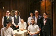 Glam Ristorante @Palazzo Venart Hotel – Venezia – Chef Consulente Enrico Bartolini, Executive Chef Donato Ascani