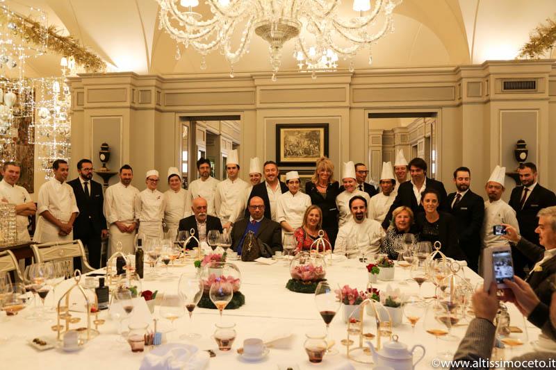 Cartoline dal 619mo Meeting VG @Il Palagio del Four Seasons Hotel – Firenze – Chef Vito Mollica