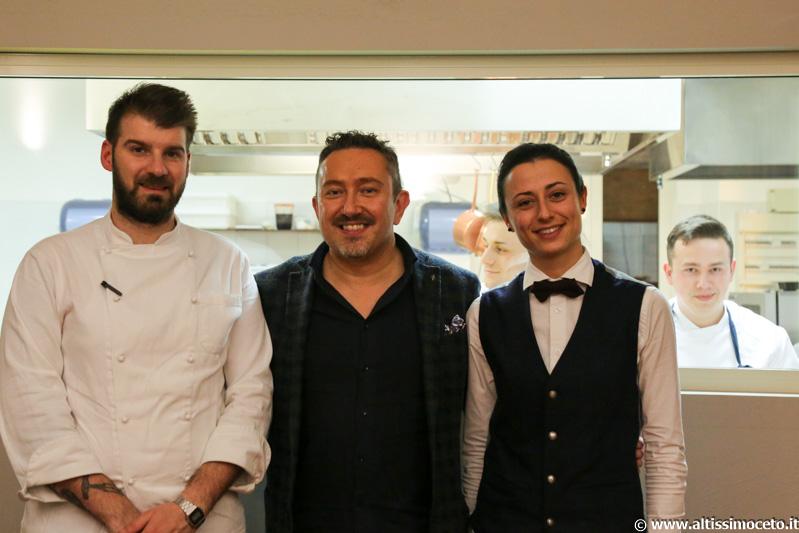 Cartoline dal 614mo Meeting VG @ Ristorante Da Francesco – Cherasco (CN) – Chef Francesco Oberto