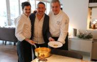 Cartoline dal 621mo Meeting VG @ Ristorante DA NOI IN dell'Hotel Magna Pars Suite Milano – Patron Dott. Roberto Martone, Chef Fulvio Siccardi