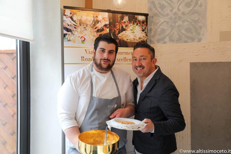 Cartoline dal 633mo Meeting VG @ Ristorante Degusto – San Bonifacio (VR) – Chef Matteo Grandi