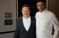 Cartoline dal 638mo Meeting VG @ VUN del Park Hyatt Hotel – Milano – Chef Andrea Aprea