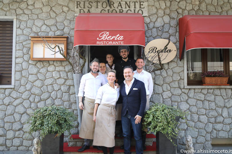 Ristorante Berta - Pertusio (TO) - Chef Clara Berta