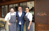 Ristorante Aga - San Vito di Cadore (BL) - Chef Oliver Piras e Alessandra Del Favero