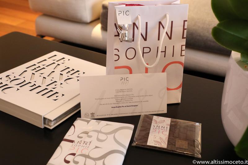 Maison Pic - Valence (France) - Patron Anne-Sophie Pic