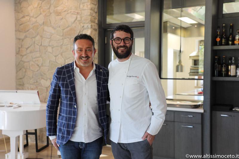 Ristorante Krèsios - Telese Terme (BN) - Chef/Patron Giuseppe Iannotti