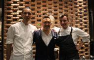Cartoline dal 657mo Meeting VG @ Ristorante IYO – Milano – Patron Claudio Liu, Chef Masaki Okada e Michele Biassoni
