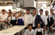 Cartoline dal 658mo Meeting VG @ Ristorante Magnolia dell'Hotel Byron – Forte dei Marmi (LU) – Chef Cristoforo Trapani