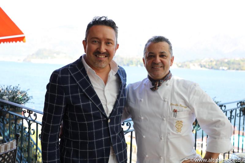 Grand Hotel Tremezzo e Ristorante La Terrazza - Tremezzo (CO) - Patron Valentina De Santis, Executive Chef Osvaldo Presazzi