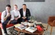 Ristorante VOLM - Pozzuolo Martesana (MI) - Chef/Patron Lorenzo Vecchia e Olexandra Marfia