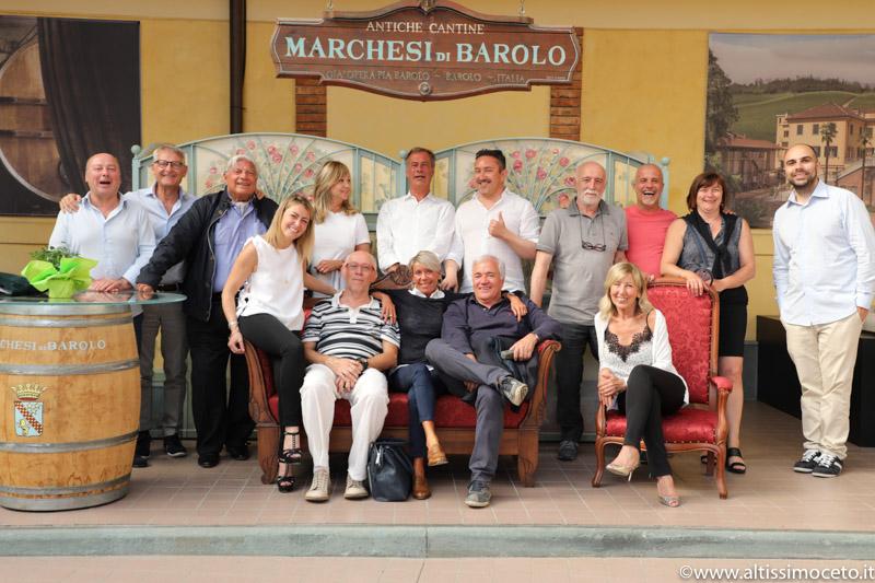 Cartoline dal 666 Meeting VG @ Cantina Marchesi di Barolo – Barolo (CN) – Famiglia Abbona