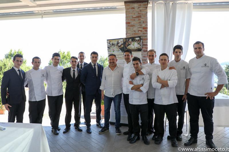 Cartoline dal 669mo Meeting VG @ La Madernassa – Guarene (CN) – Chef Michelangelo Mammoliti