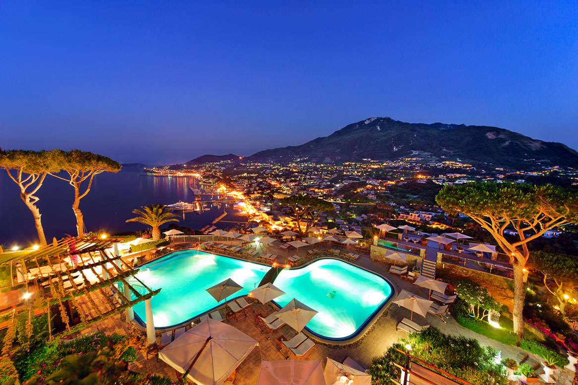 San Montano Resort&SPA – Lacco Ameno (Ischia) – GM Maurizio Orlacchio