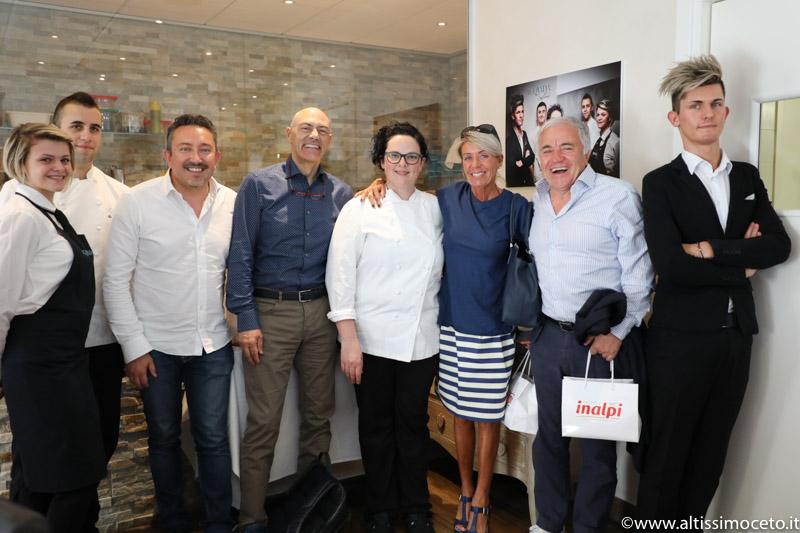 Cartoline dal 668mo Meeting VG @Ristorante Acquada – Porlezza (CO) – Chef Sara Preceruti