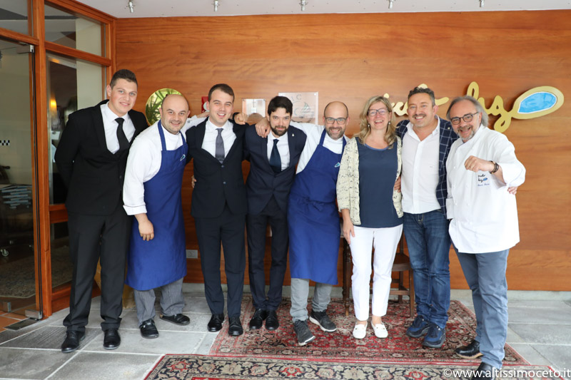 Piccolo Lago – Verbania Fondotoce (VB) – Chef/Patron Marco Sacco