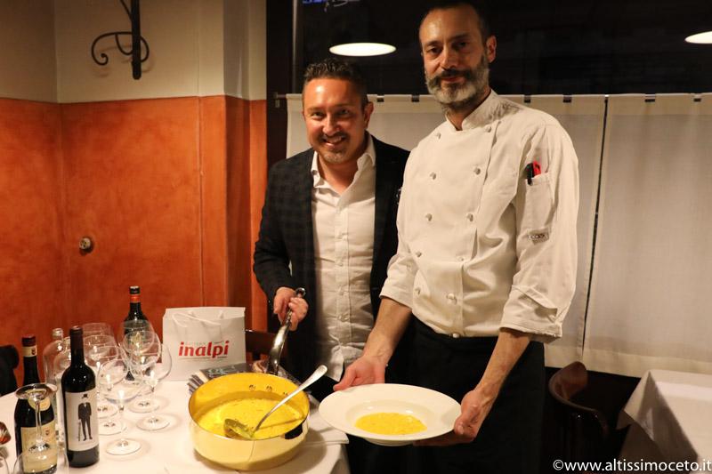 Cartoline dal 664mo Meeting VG @ Trattoria del Nuovo Macello – Milano – Chef Giovanni Traversone