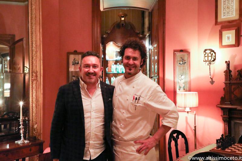 Ristorante Villa Feltrinelli - Gargnano (BS) - Chef Stefano Baiocco