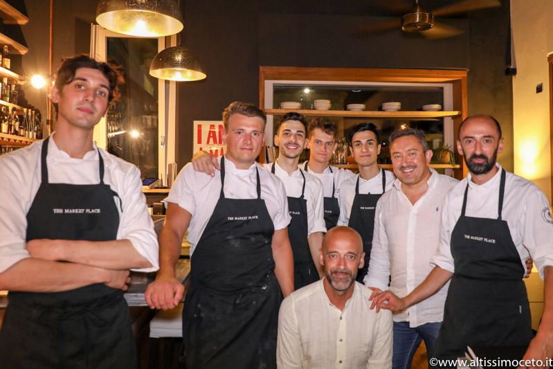 Cartoline da Lago, orto e cucina - Summer Experience @The Market Place – Como – Chef/Patron Davide Maci