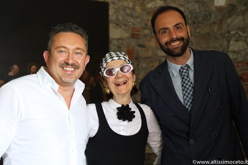 Ristorante San Giorgio - Cervo (IM) - Chef/Patron Caterina Lanteri Cravet