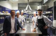 Ristorante Kitchen dello Sheraton Lake Como Hotel - Como - Patron Fausto Fontana, Chef Francesco Soletti
