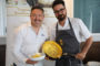 Cartoline da The Starring Nights – Cena a 4 mani al Gazebo Restaurant @GH Alassio – Alassio (SV) – Executive Chef Roberto Balgisi, Guest Chef Andrea Provenzani