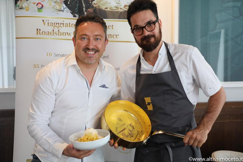 Cartoline dal 681mo Meeting VG @ Ristorante Pipero – Roma – Chef Luciano Monosilio