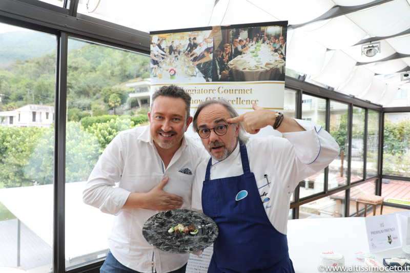 Cartoline dal 678mo Meeting VG @ Piccolo Lago – Mergozzo (VB) – Chef/Patron Marco Sacco