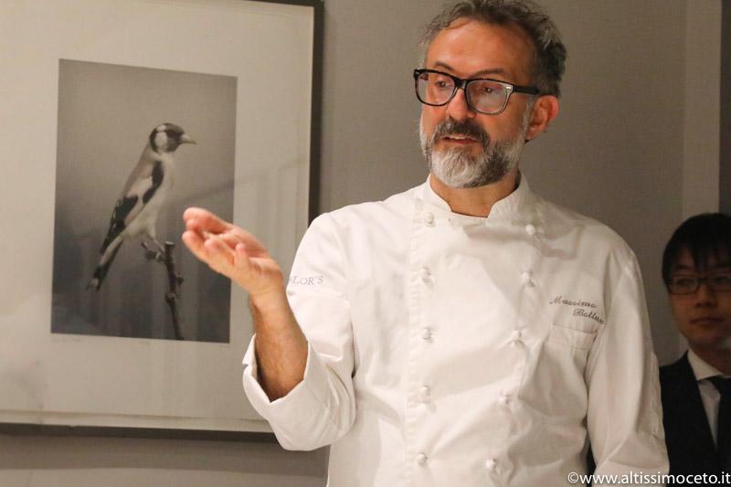 Cartoline dal 626mo Meeting VG @ Osteria Francescana – Modena – Chef/Patron Massimo Bottura