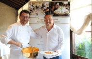 Cartoline dal 688 Meeting VG @ Due Colombe al Borgo Antico – Borgonato di Cortefranca (BS) – Chef Stefano Cerveni