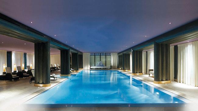 Hotel Di Lusso Interni : Luxury hotel 5 stelle i migliori alberghi svizzeri