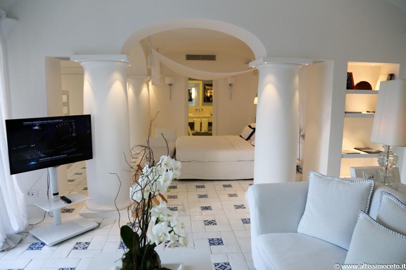 Capri Palace Hotel & SPA – Anacapri, Isola di Capri (NA) – GM ...