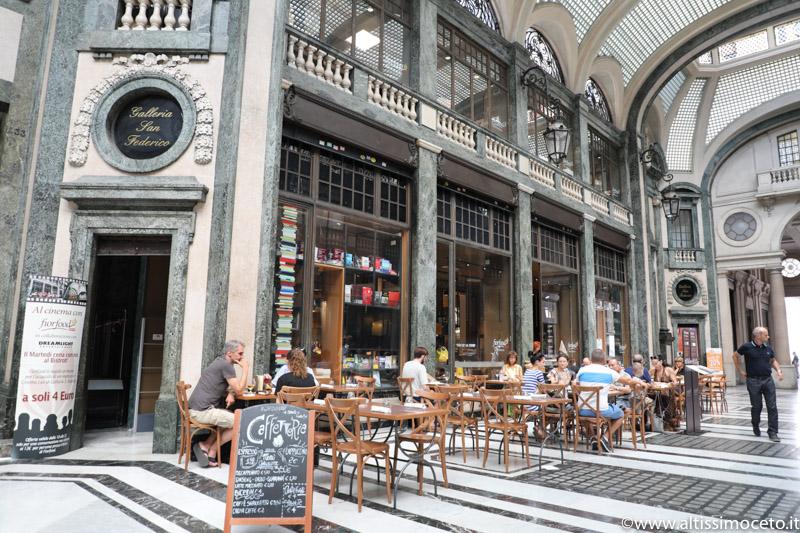 La Credenza Torino Galleria San Federico : Fiorfood coop by la credenza u torino chef gianni spegis