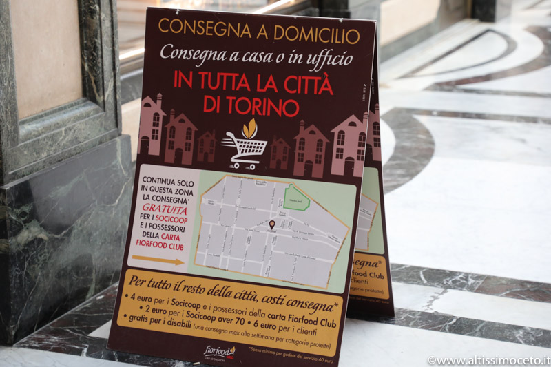 La Credenza Torino Coop : Fiorfood coop by la credenza u torino chef gianni spegis
