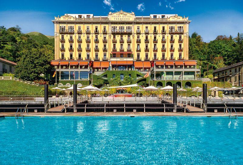 Grand Hotel Tremezzo e Ristorante La Terrazza – Tremezzo (CO ...